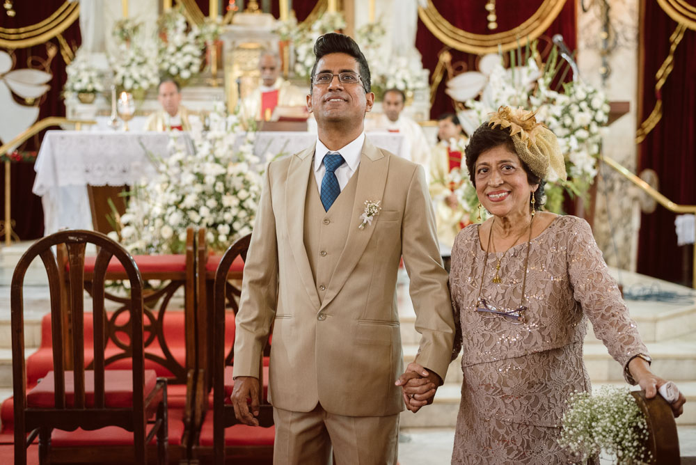 The Wedding: St. Peter's Church